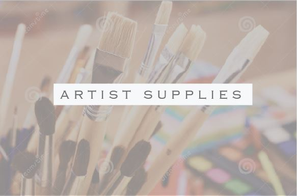 artist supplies temporary image homepage